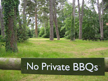 no private bbqs
