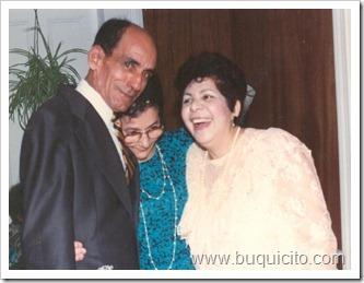 Raulito y Pelegrina