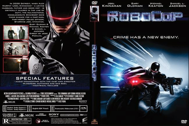 Robocop – Latino