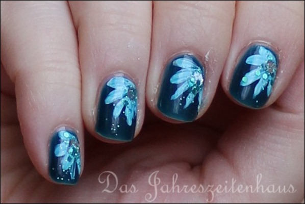 Nageldesign Deep Ocean 7