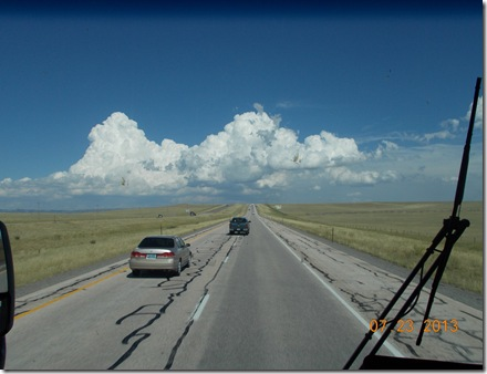 INTO WYOMING 071