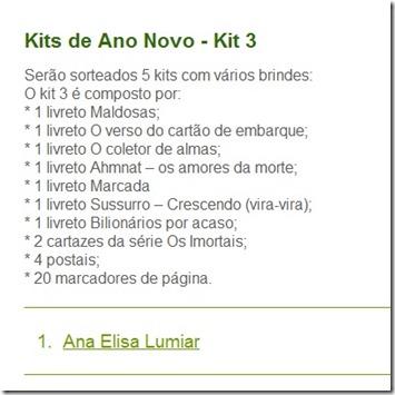Ganhador Kit 3
