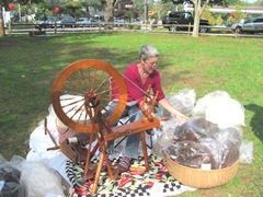 Cape Cod Columbus weekend 2012..apple festival spinner1