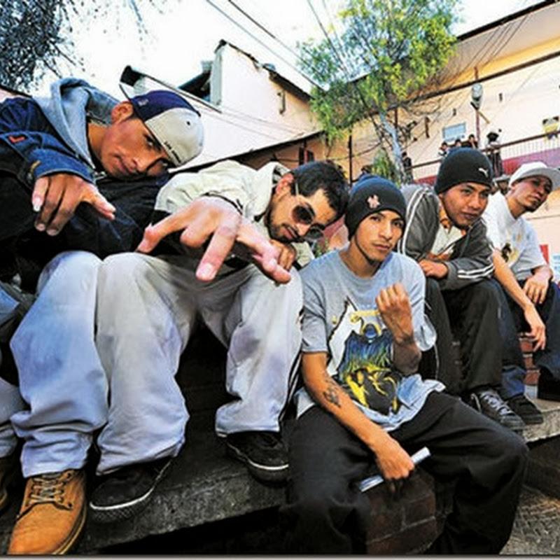 MarckMC ofrece su hip hop desde el penal de San Pedro