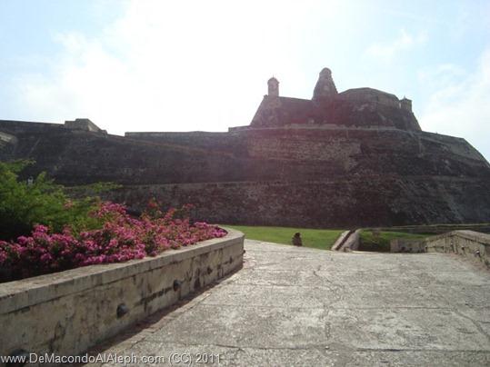 Castillo-de-San-Felipe-Cartagena