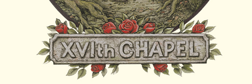 image of Roses on Roses XVIth Chapel Belgian-style India Pale Ale courtesy of the brewery