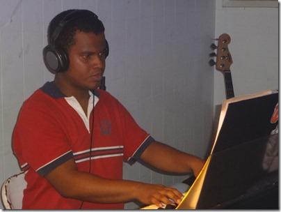 João Pedro (Teclado)