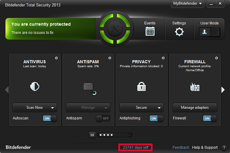 Bitdefender Antivirus Internet Security Total Security 2013 .html | Autos Weblog