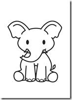 elefante colorear (3)