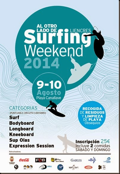 Surfing Weekend 2014 IMP