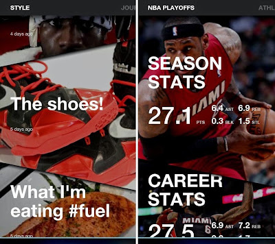 2014 lebron samsung app 1 Samsung Releases LeBron James App Exclusively on Android