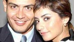 Andrés Palacios y Paola Núñez