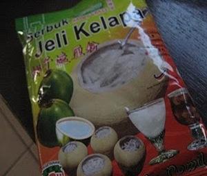 serbuk jelly kelapa