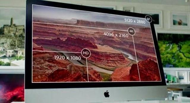Todo lo que debes saber sobre el nuevo iMac Retina con pantalla 5K