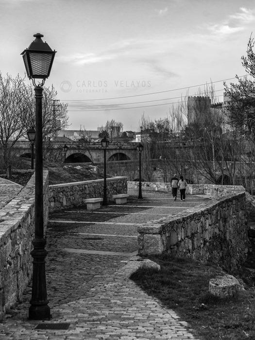 Paseo por el Puente