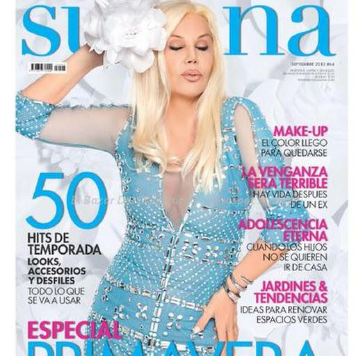 Revista Susana Septiembre 2013 El Bazar Del Espect Culo
