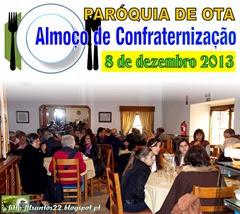 IGREJA - Almoço Confraternizacao - 8.12.13