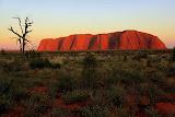 Uluru At Sunrise, Day 2 - Yulara, Australia