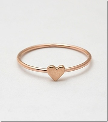 rose_gold_heart_ring CATBIRD
