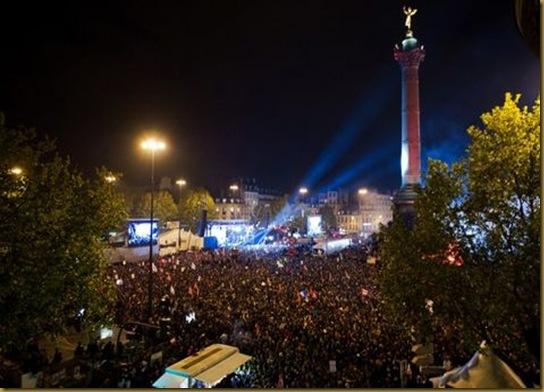 Bastille 6 May 5