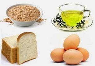 Daftar menu sarapan pagi yang sehat