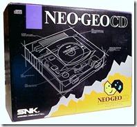 Scatola del Neo Geo CD
