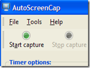 Catturare screenshot del desktop in automatico a intervalli di tempo stabiliti