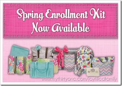 spring enrollment kit
