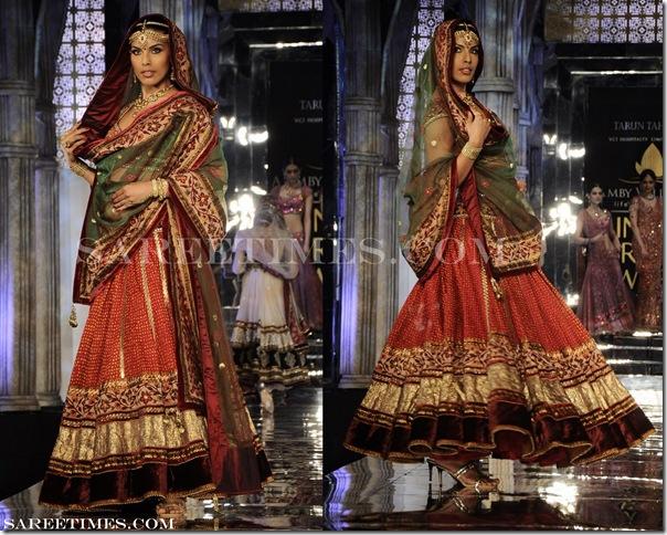 Tarun_Tahiliani_Designer_Lehenga_Saree