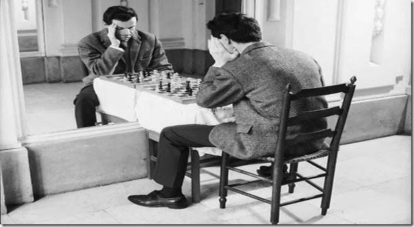 scacchi allo specchio