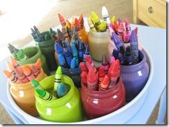 crayon organizer