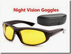 Buy Night Vision Goggles anti glare driving goggles At Rs. 299 only