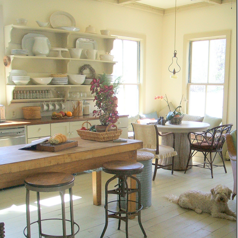 READERS KITCHENS SERIES #6 AND THIS MONTH'S VERANDA