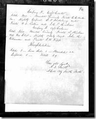 Isaac F. Hurst, page 2