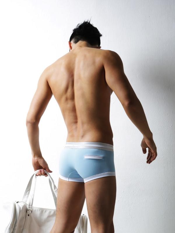 Hot Korean Underwear Model  14