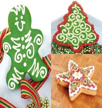 Gingerbread Cookies Recipe for Christmas
