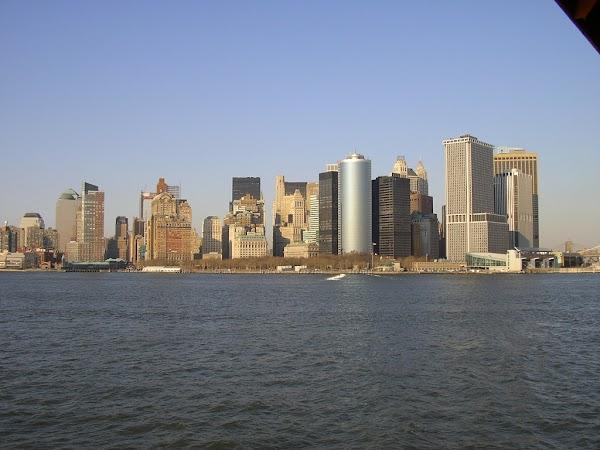 Obiective turistice SUA: Mannhatan, New York