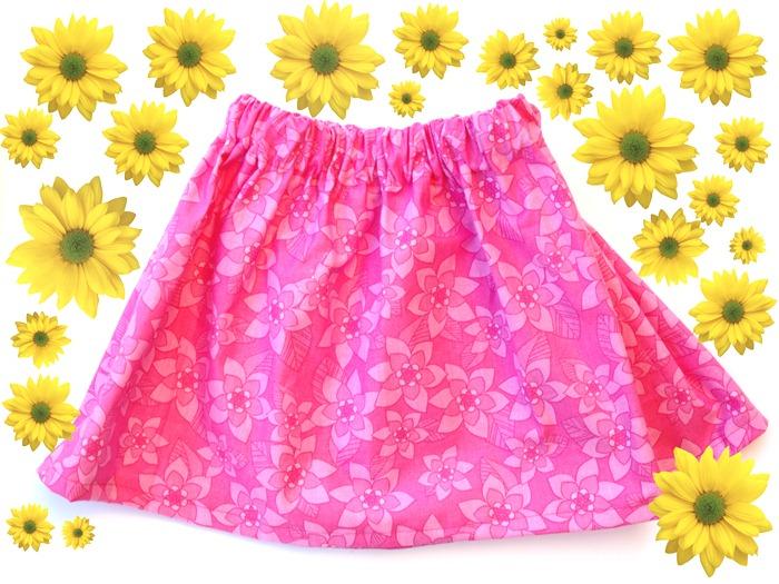 a quick skirt