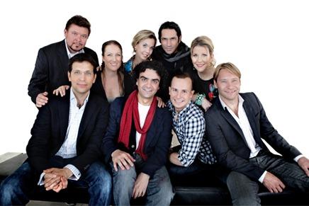 DGG's DON GIOVANNI Cast [Photo by Harald Hoffmann]