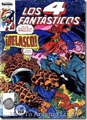 P00084 - Los 4 Fantásticos v1 #83