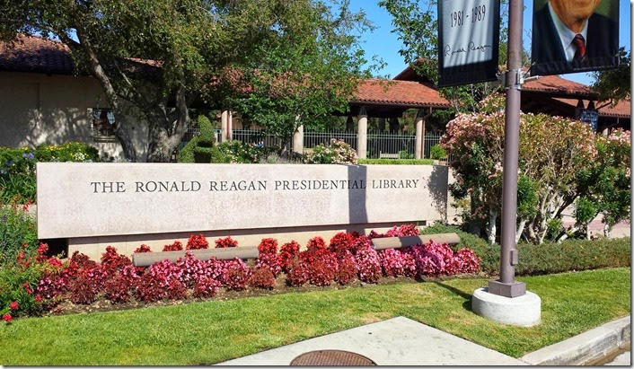 Ronald Regan Library (1)