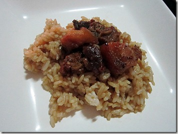 pork belly and adobo rice, 240baon