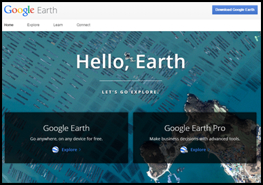 Google Earth – How helpful is an online interactive globe where you can zoom into mountains, valleys and oceans?  So many ways this can be helpful with geography, topography and helping students build a strong base in understanding where history happened and why.  A perfect website to include in a unit on Maps & Globes