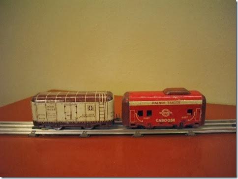 Hafner Freight Cars