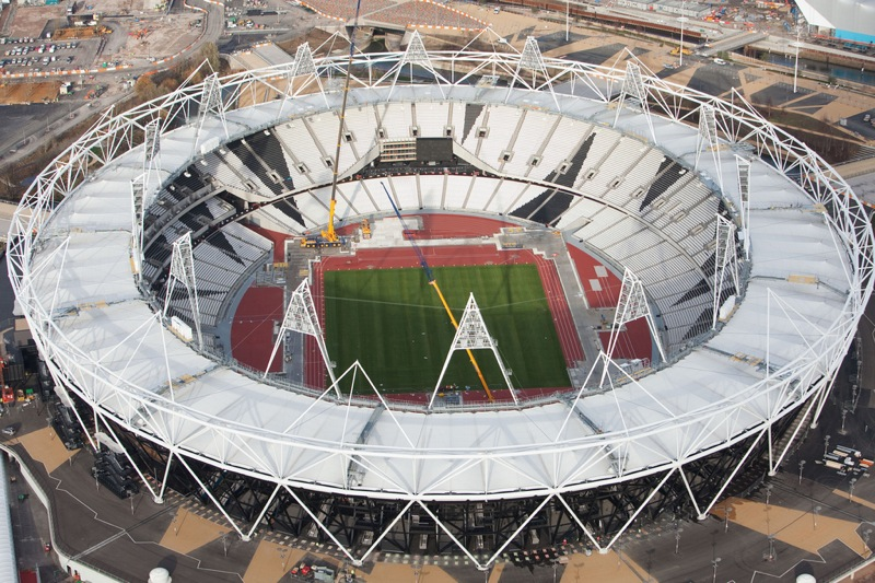 olimpiadi di Londra 2012 Parco olimpico