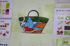 Presto!!!! Look at my beautiful bag.  I just know that I will win, but you should try anyway!