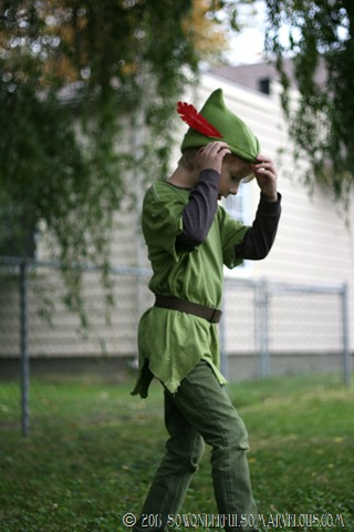 DIY Peter Pan   Tinkerbelle Costume 130