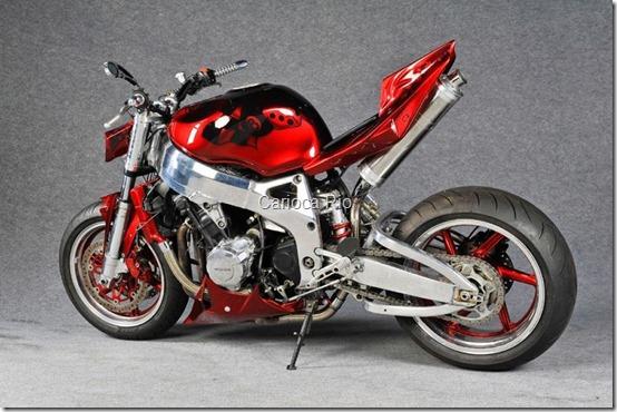 moto com estilo