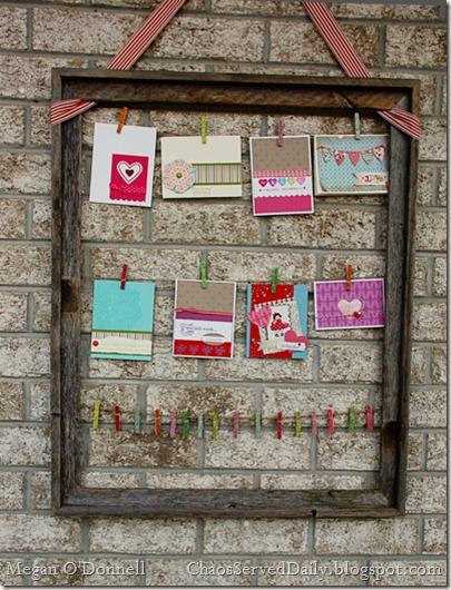 card-clothesline