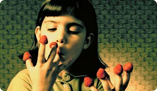 Il favoloso mondo di Amélie bambina